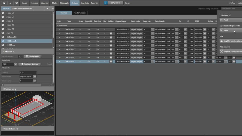 d&b audiotechnik Soundscape