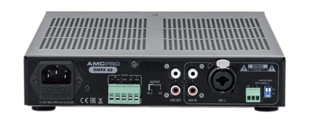 AMC DMPA 60 Back