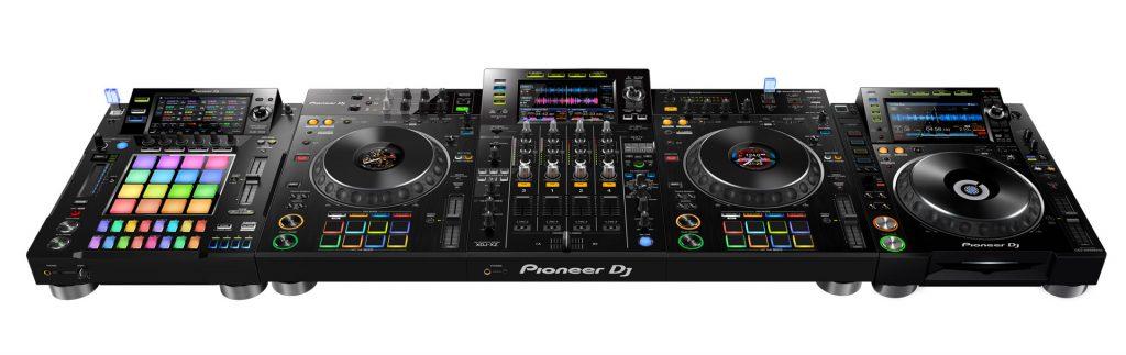 Pioneer DJ XDJ-XZ set