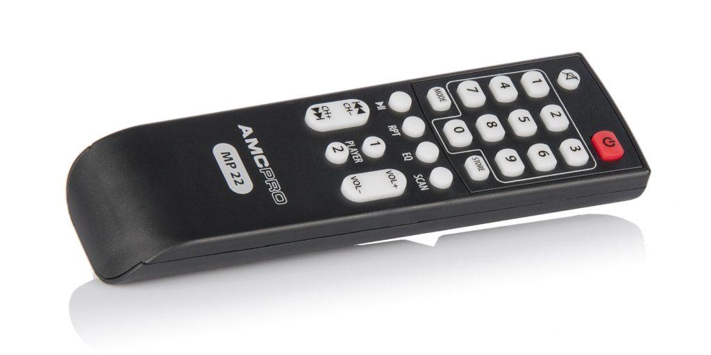 AMC MP 22 remote