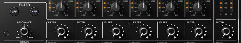 Pioneer DJ DJM-V10 Full Filter