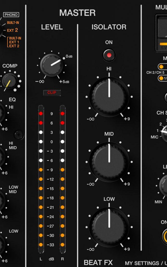 Pioneer DJ DJM-V10 Master Isolator