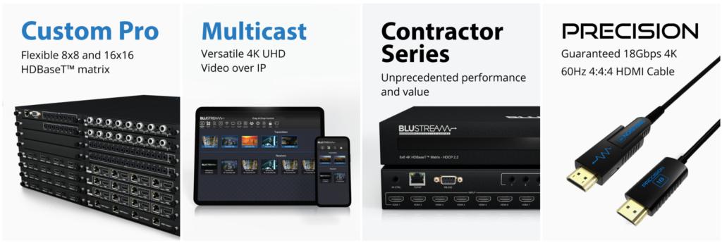 AV-устройства австралийской компании Blustream в Украине