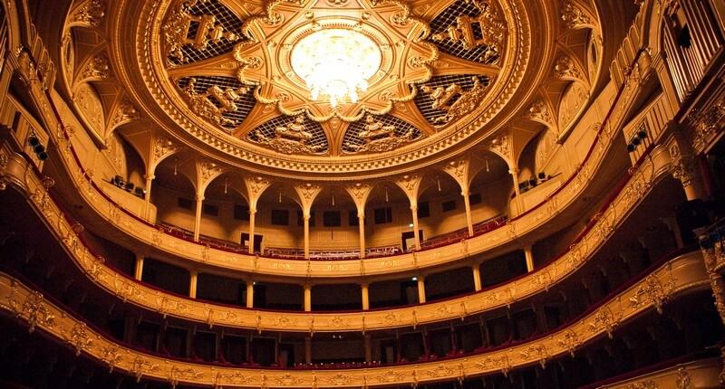 Национальный академический театр оперы и балета им. Т.Г. Шевченко