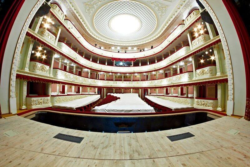 Кропивницкий академический украинский музыкально-драматический театр