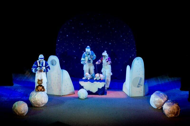 Одесский областной театр кукол