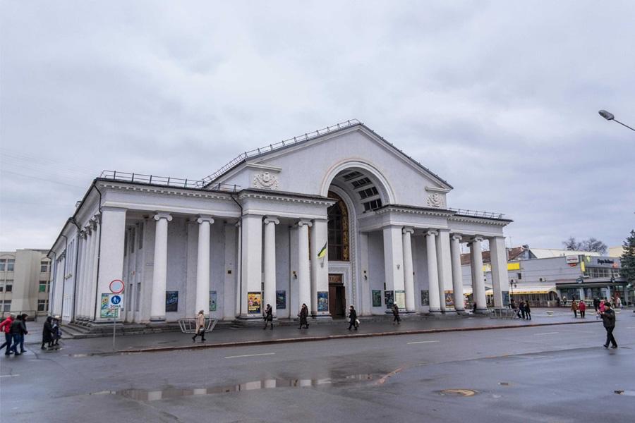 Криворізький міський театр драми та музичної комедії ім. Т.Г. Шевченко