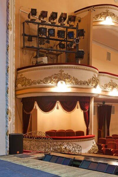 Киевский национальный академический театр оперетты
