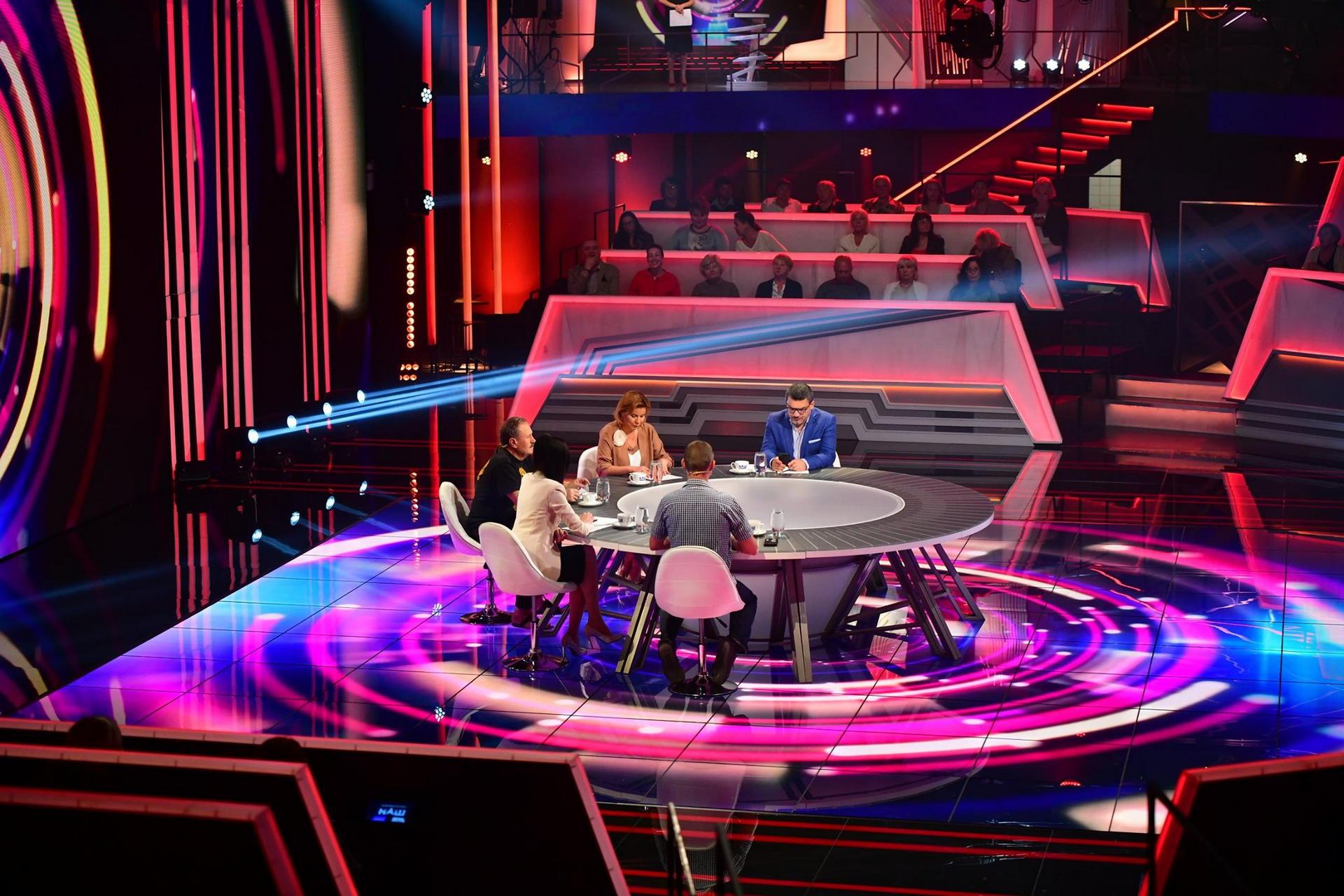 Телестудия «НАШ.МАКСІ-ТВ» - Лайтек