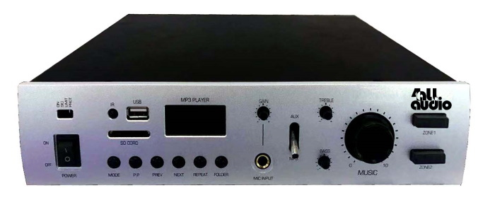 4all Audio PAMP-100-2Z