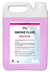 Free Color SMOKE FLUID MEDIUM 5L