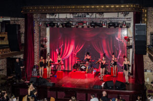 Концерт Холл «CARIBBEAN CLUB»