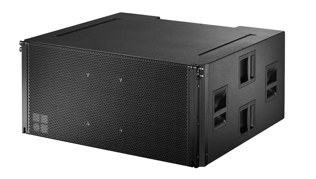 d&b audiotechnik KSL-SUB — низкочастотное расширение SL-серии