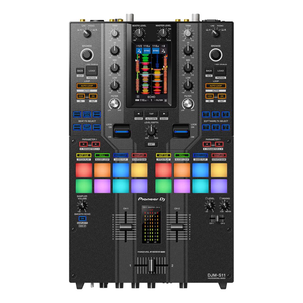 Pioneer DJ DJM-S11SE