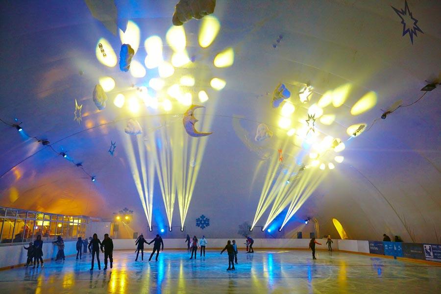 Ледовый Каток «УМКА»