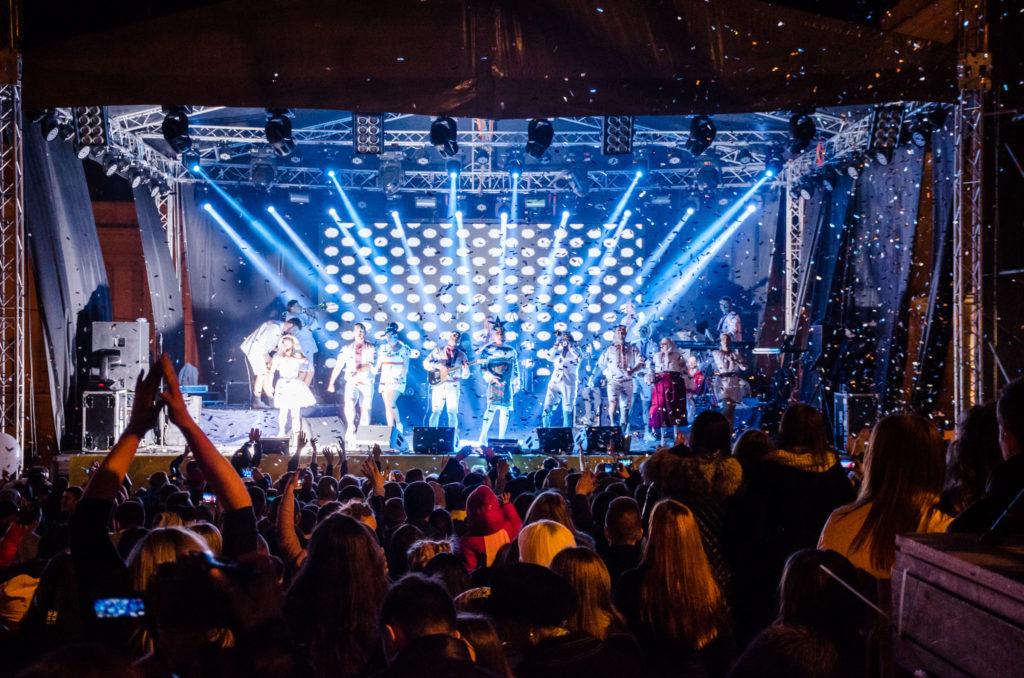 d&b audiotechnik на Юморине 2018 в Одессе
