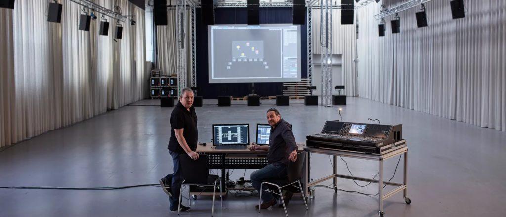 d&b audiotechnik представляет систему пространственного звучания Soundscape