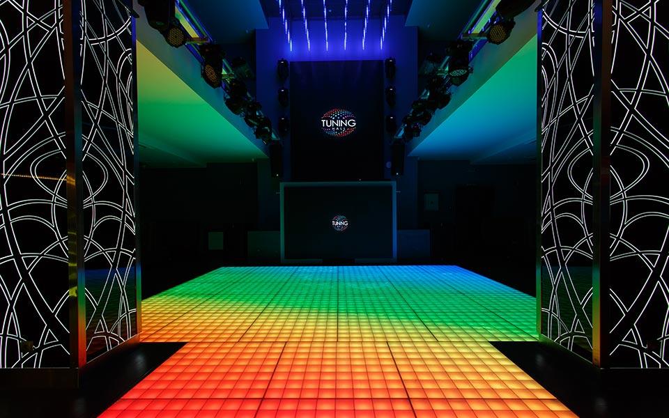 Ночной Клуб «TUNING HALL»