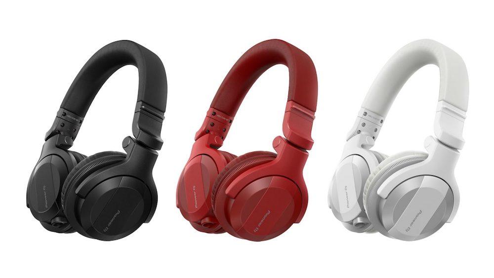 Pioneer DJ HDJ-CUE1 и HDJ-CUE1BT — обычная и Bluetooth версия диджейских наушников