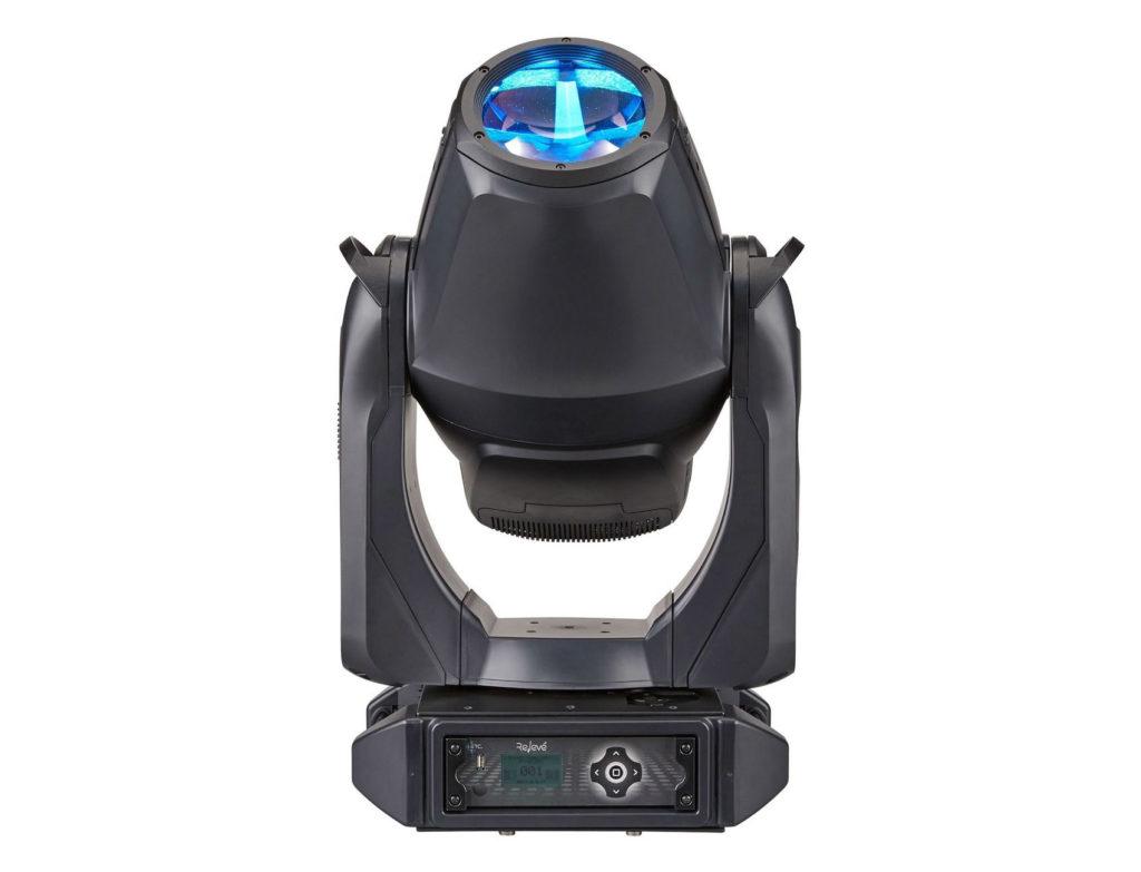 ETC Relevé Spot — светодиодная голова с «театральным уклоном»