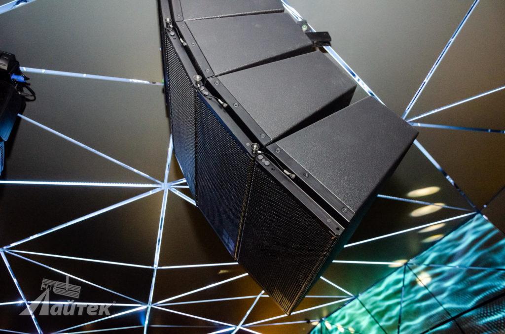 Инсталляция d&b audiotechnik, Pioneer DJ и Pro Lux в киевском клубе SkyBar