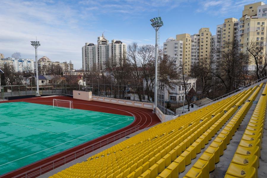 Стадион Одесской Юридической Академии