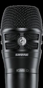 Shure AD2/KSM8