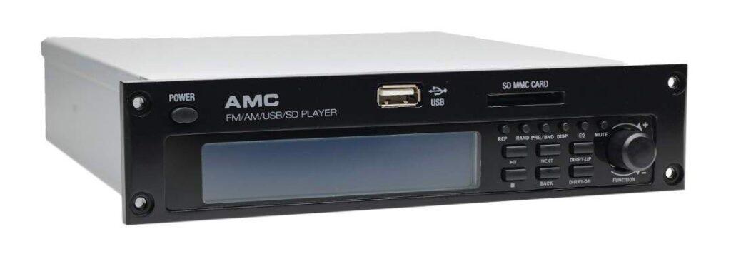 AMC BALTIC FM/AM/USB/SD Player