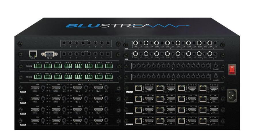 Blustream CUSTOMPRO-HUB16