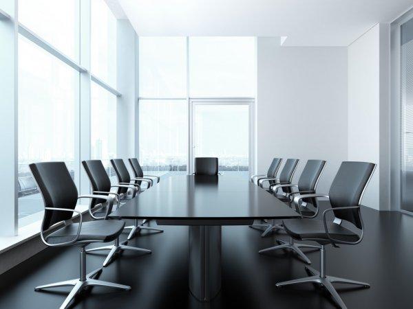 Типовые решения по оборудованию переговорной комнаты и конференц зала