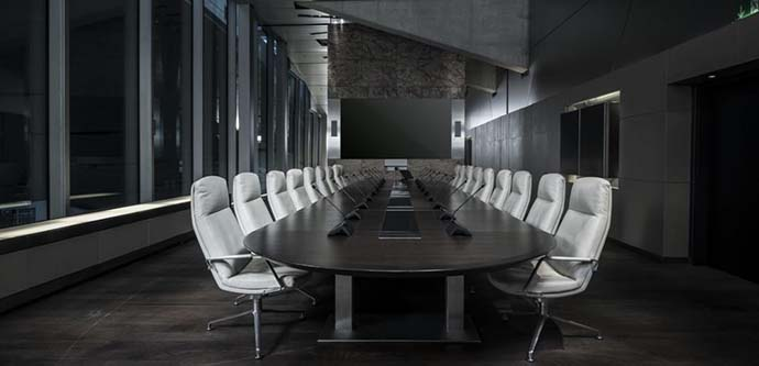 Типовые решения для конференц-залов, построенные на продуктах Gestton и АМС Baltic
