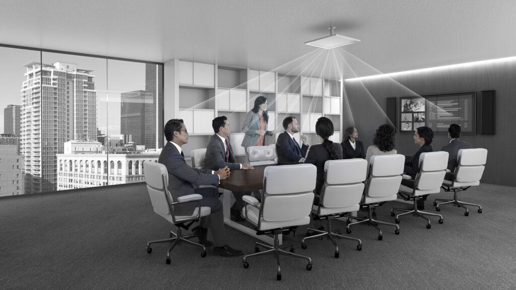 Майбутнє конференц-зв'язку – дослідження Shure