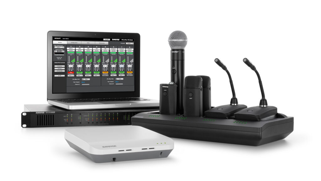 Shure Microflex Wireless