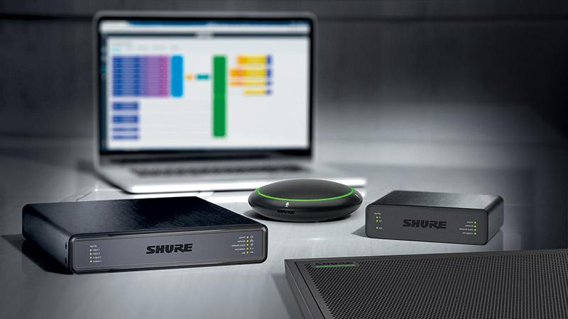 Запрошуємо на оглядові демонстрації «Звукові екосистеми Shure»
