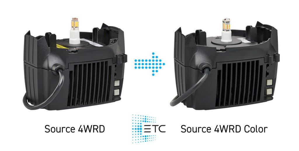 ETC Source 4WRD Color — модуль для модернизации приборов