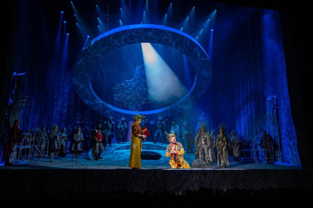 Львовский Национальный Академический театр оперы и балета