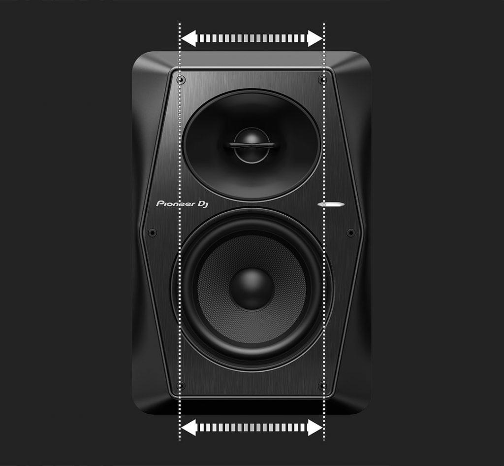 Pioneer DJ VM DSP control