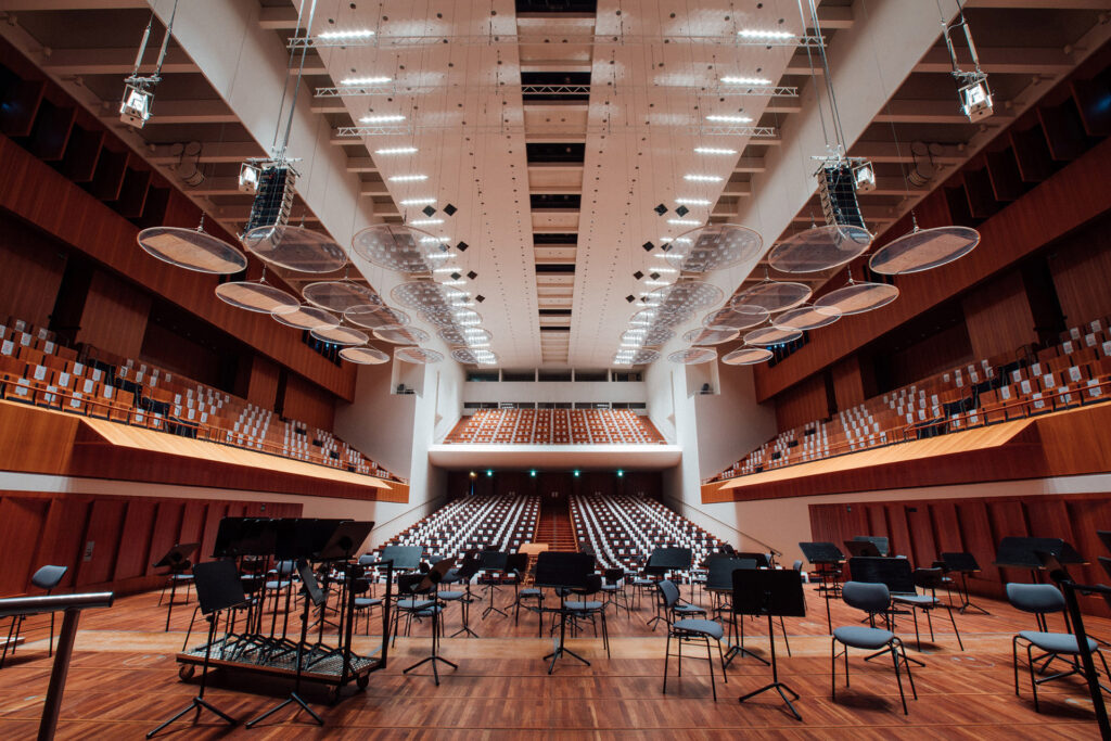 ETC Arc System Pro Freiburg в Concert House