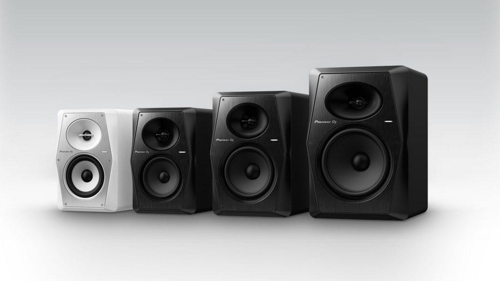 Pioneer DJ VM – нова лінійка активної акустики для моніторингу