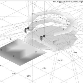 Системы звукофикации залов