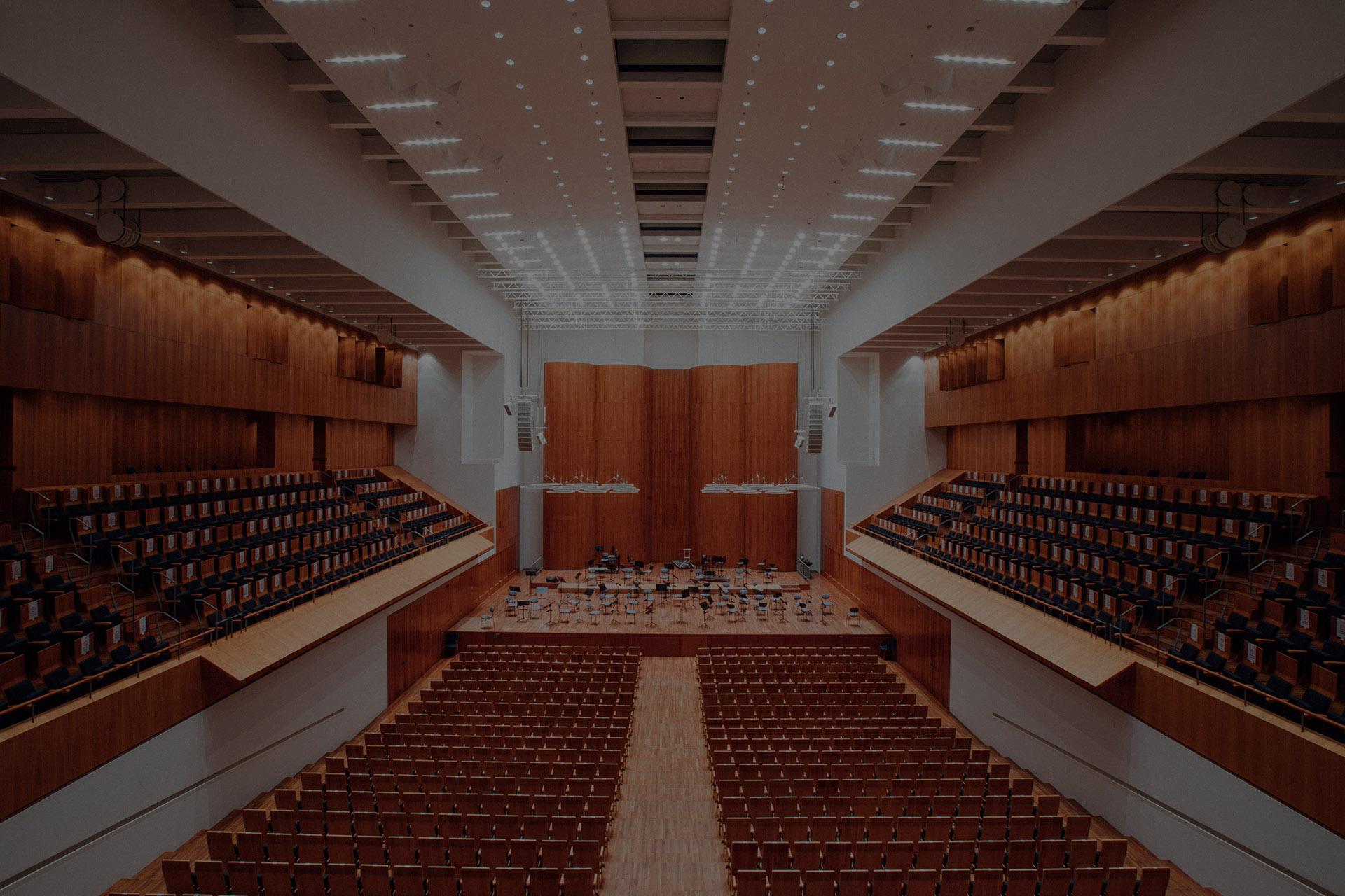 Интеграция систем под ключ — аудиовизуальные комплексы и конференц системы