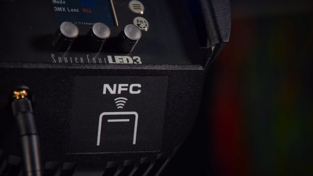 Source Four LED Series 3 NFC