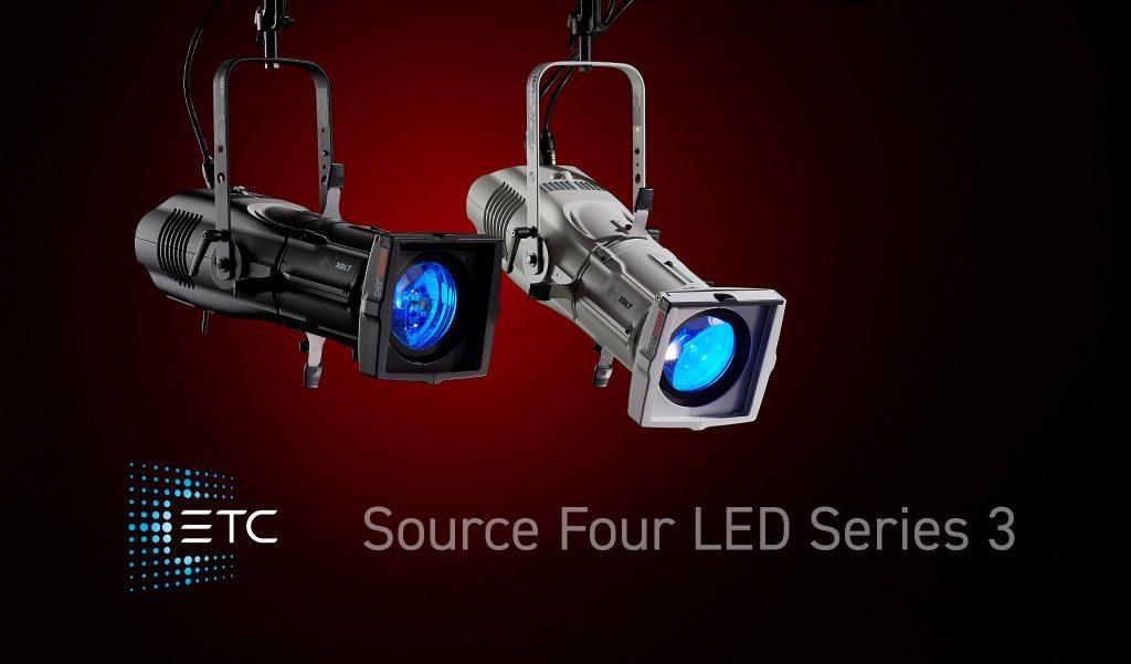 ETC Source Four LED Series 3 – нове покоління театрального світла