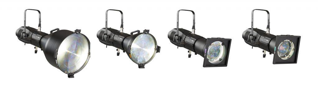 Source Four LED Series 3 tubus