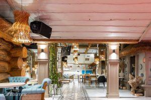 Гостинично-ресторанный комплекс «Святослав»