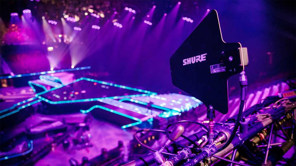 Shure на Eurovision 2021