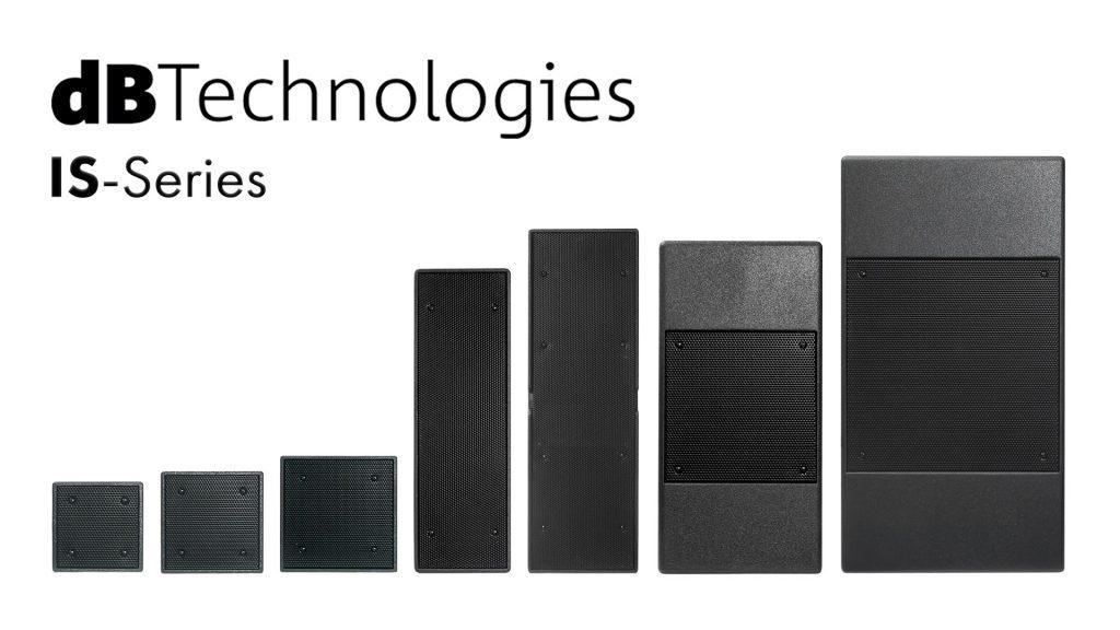 dBTechnologies IS – інсталяційна лінійка акустики