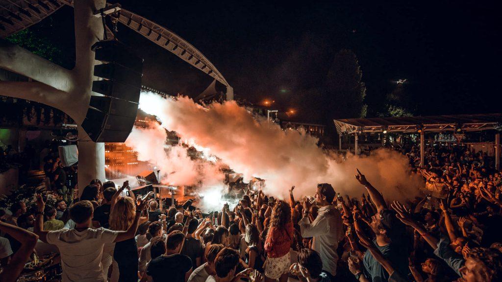 Ibiza Beach Club Odessa 2021 d&b