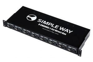 Simple Way J8