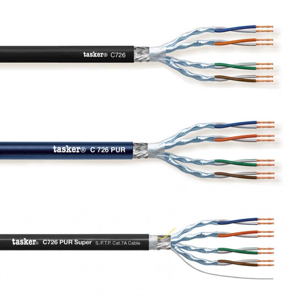 Tasker C726 PVC, C726 PUR, C726 PUR SUPER